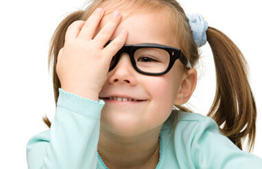 Free NHS eye testing for children